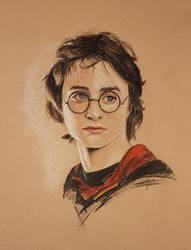 Hairy Potter Sketch