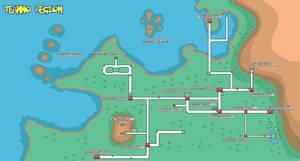 TEANNO REGION MAP