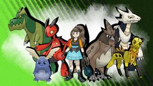My Fakemon Team