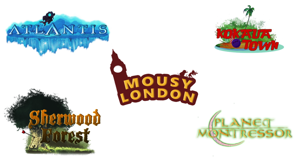Kingdom Hearts - Custom World Logos by Clophil on DeviantArt