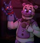 Funtime Freddy (FNAF sister location)