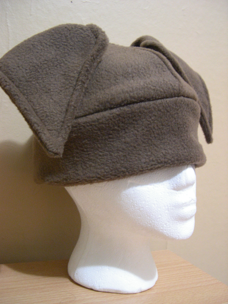 Boxer Dog Ear Hat by kittyhats