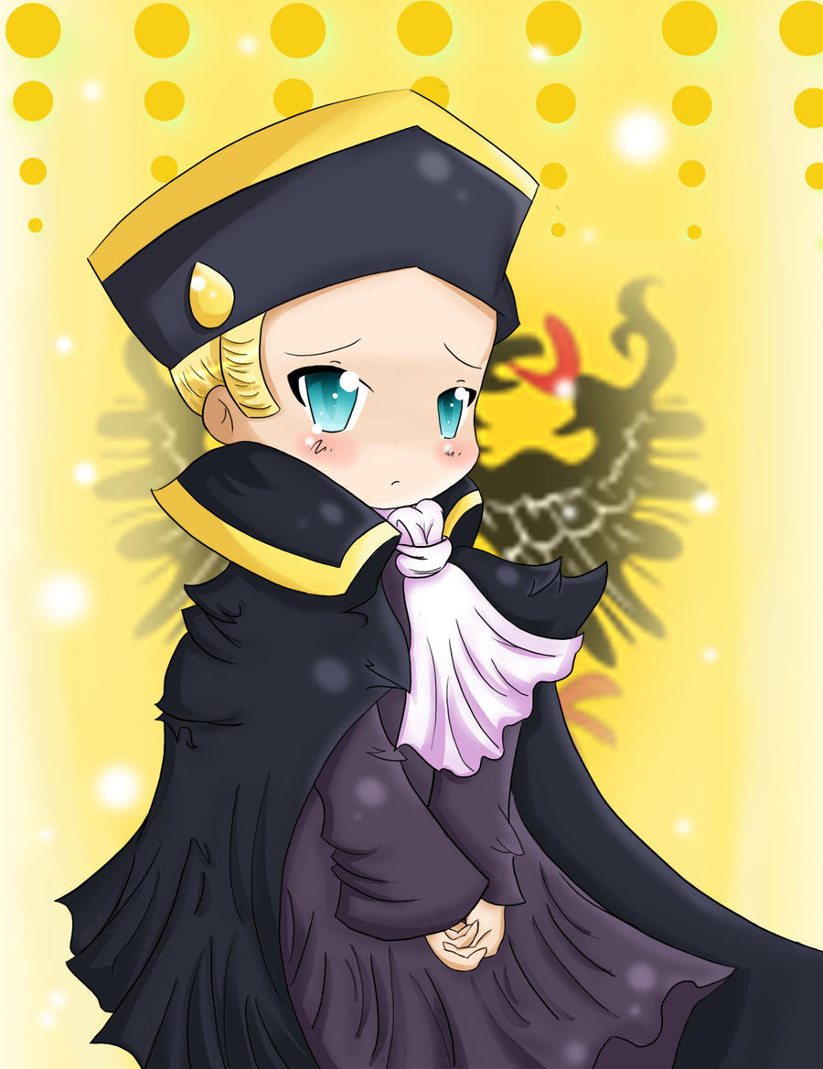 Hetalia Holy Roman Empire Screenshot