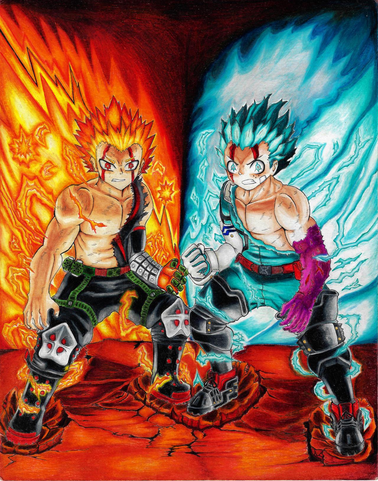 My Hero Academia Heroes Rising By Yuudai Sato On Deviantart