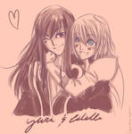 ToV - Yuri and Estelle