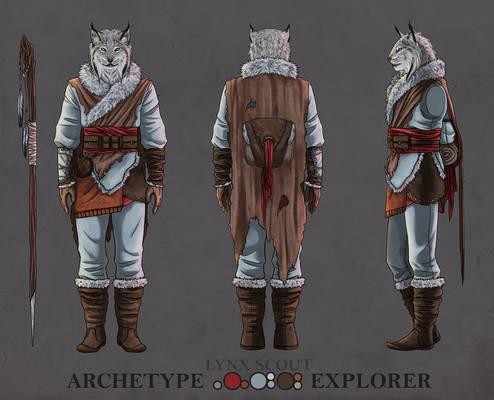 Lynx Explorer Concept