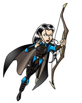 Gaming Character: Elf Ranger