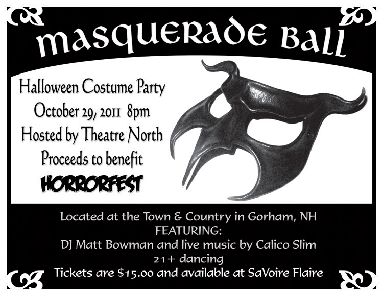 Masquerade Ball Poster By BloodyWilliam