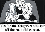Y is for the Yeagers