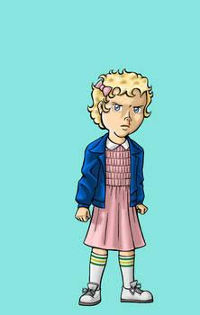 Ramona as Eleven