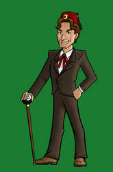 Terry Perry Barlow as Grunkle Stan