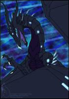 Commission - Arethus by GlacierDragon