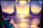 Lake Of Glass (YCH)