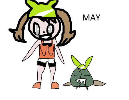 May and Trubbish LLOLLLL XD