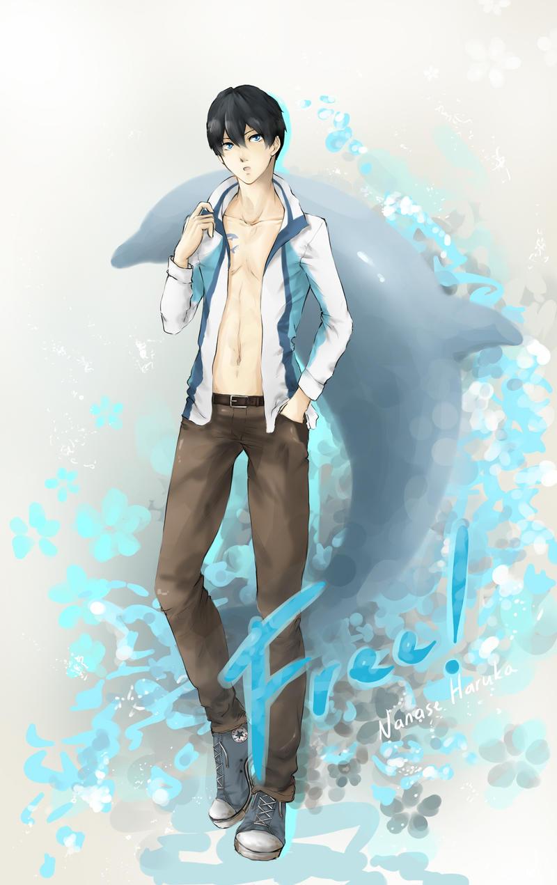 Haru by Renyon