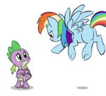 Double Rainbow Dash Redux