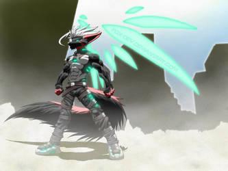 Xeno Wings by Fox-Dev