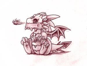 Dragon gone chibi