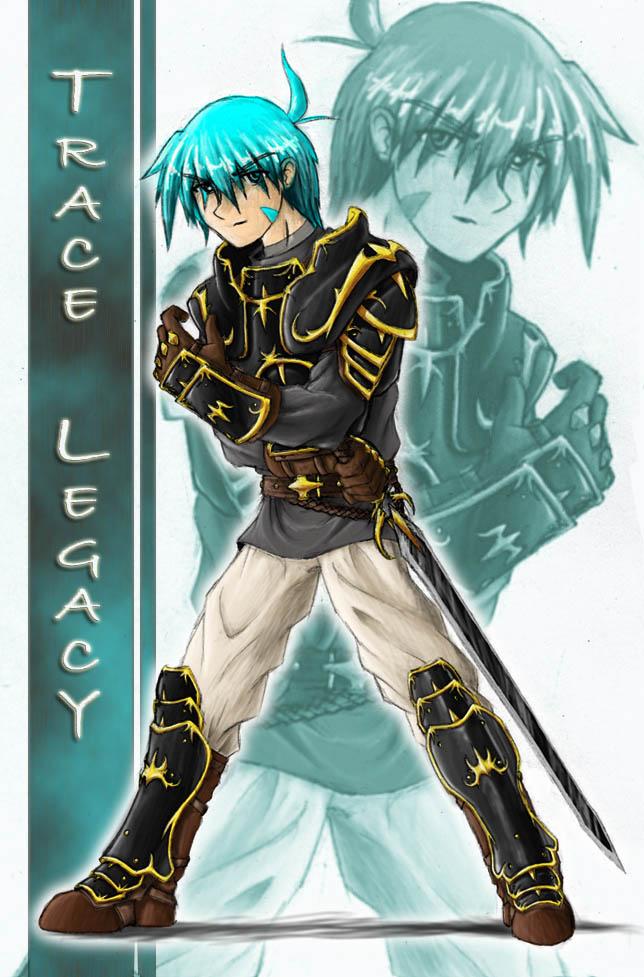 Battle armor Trace? lol