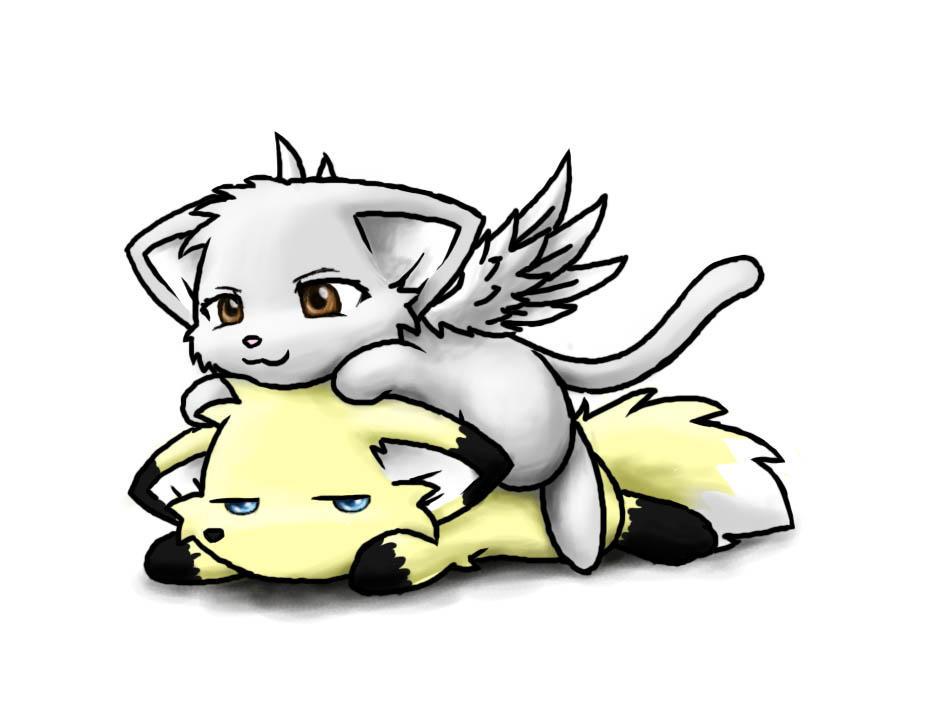 Random Cuteness by Fox-Dev