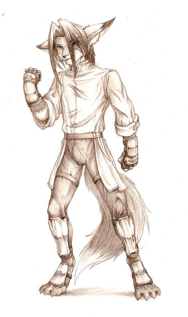 Fox in Uniform by Fox-Dev