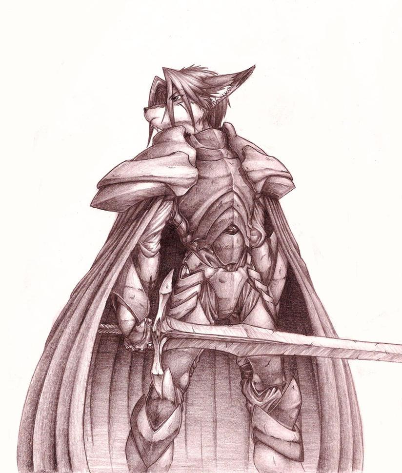Knight Fox by Fox-Dev