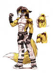 Fox Character Sheet