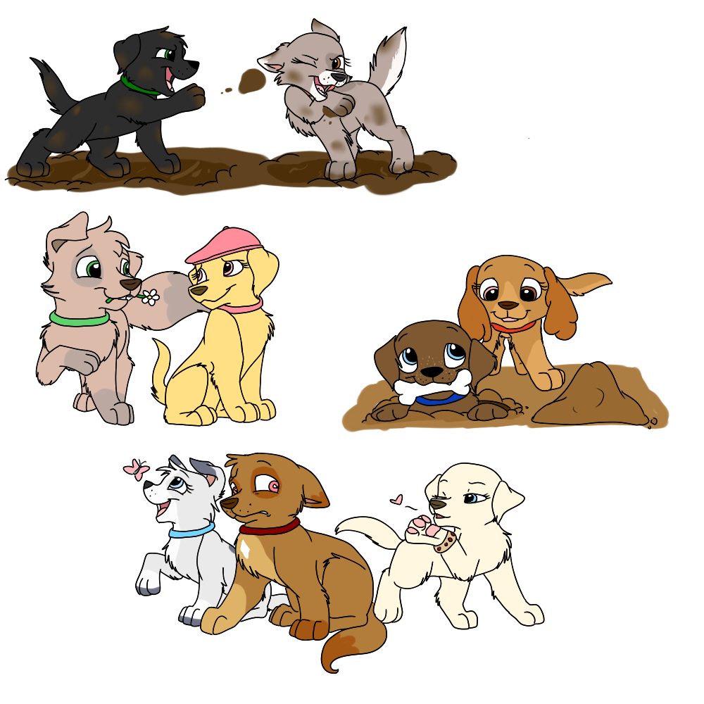 Pups and the Kidnap Caper by Musicalmutt2 on DeviantArt