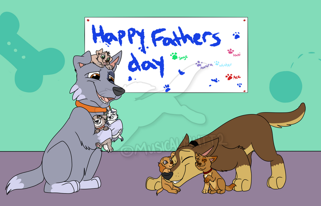 first fathers day by musicalmutt2 on deviantart