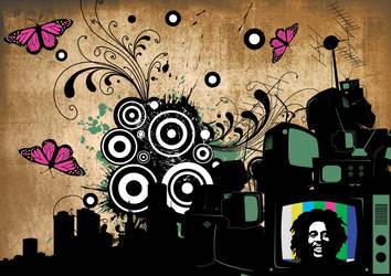 Television City by rickvdael