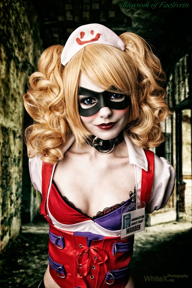 Harley Quinn, pleased tah' meetcha'! by Blossom-of-Faelivrin
