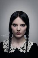 Wednesday Addams II by FaerieBlossom