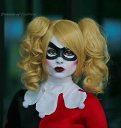 Harley Quinn by FaerieBlossom