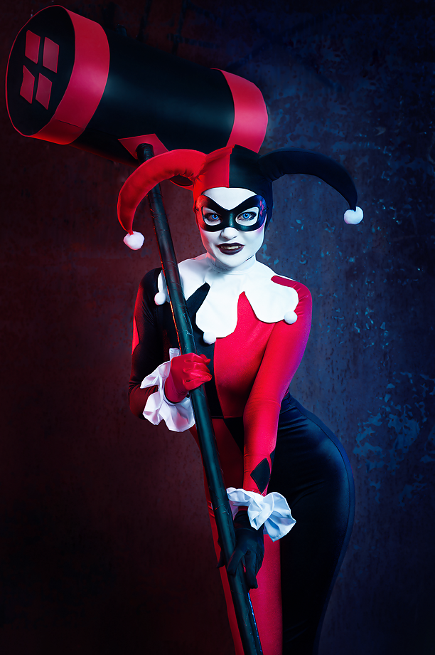 Call me Harley by FaerieBlossom