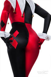 Harley Quinn [Calendar Promo] by FaerieBlossom