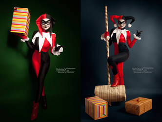 Merry Quinnmas! by FaerieBlossom
