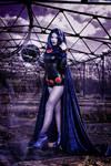 Daughter of Trigon [Raven Teen Titans]