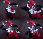 Insanity has many faces [Harley Quinn BatmanTAS] by FaerieBlossom