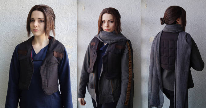 Jyn Erso Cosplay Test [Rogue One]