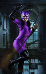 When she is bad, she is very very bad [Catwoman]