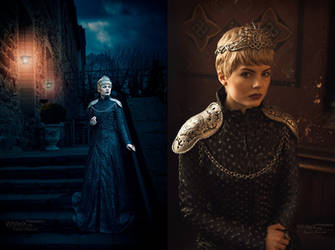 Cersei Lannister [Coronation Gown]