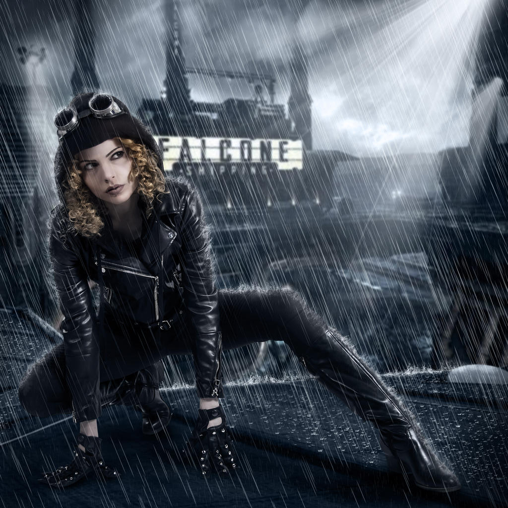 Selina Kyle [Gotham TV Show] by FaerieBlossom on DeviantArt
