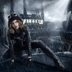 Selina Kyle [Gotham TV Show] by FaerieBlossom