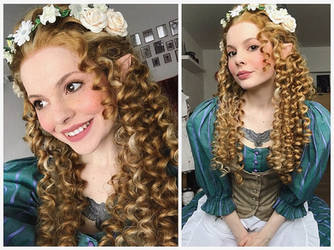 Pimpernel Took [Hobbit Own Character] by FaerieBlossom