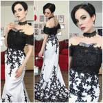 Selina Kyle Wayne [Catwoman Wedding Outfit]