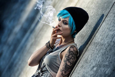 Chloe Price [The Life is Strange]