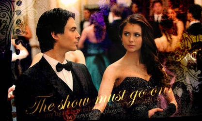 The Vampire Diaries: The Show Must Go On