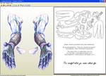 Deus Ex HR - Papercraft - WIP Pic