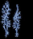 Anima Verglas and Soul Ice - fan keyblades