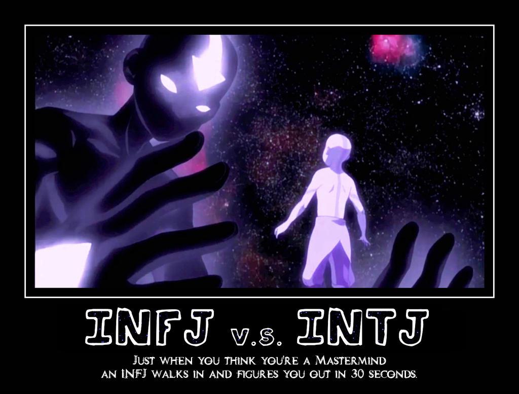 INFJ vs INTJ - Human Machines vs Human Machinists! by